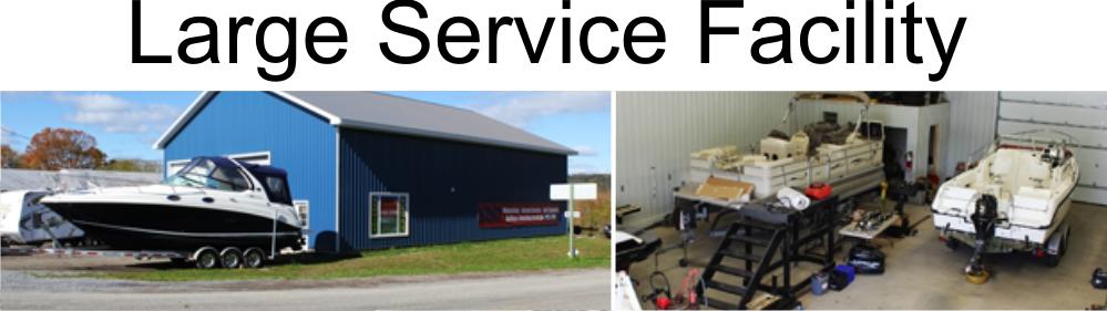 service bay